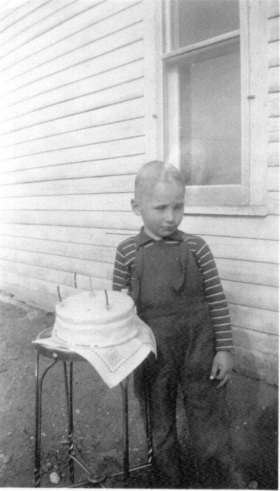 David's birthday<br /> October 9, 1939