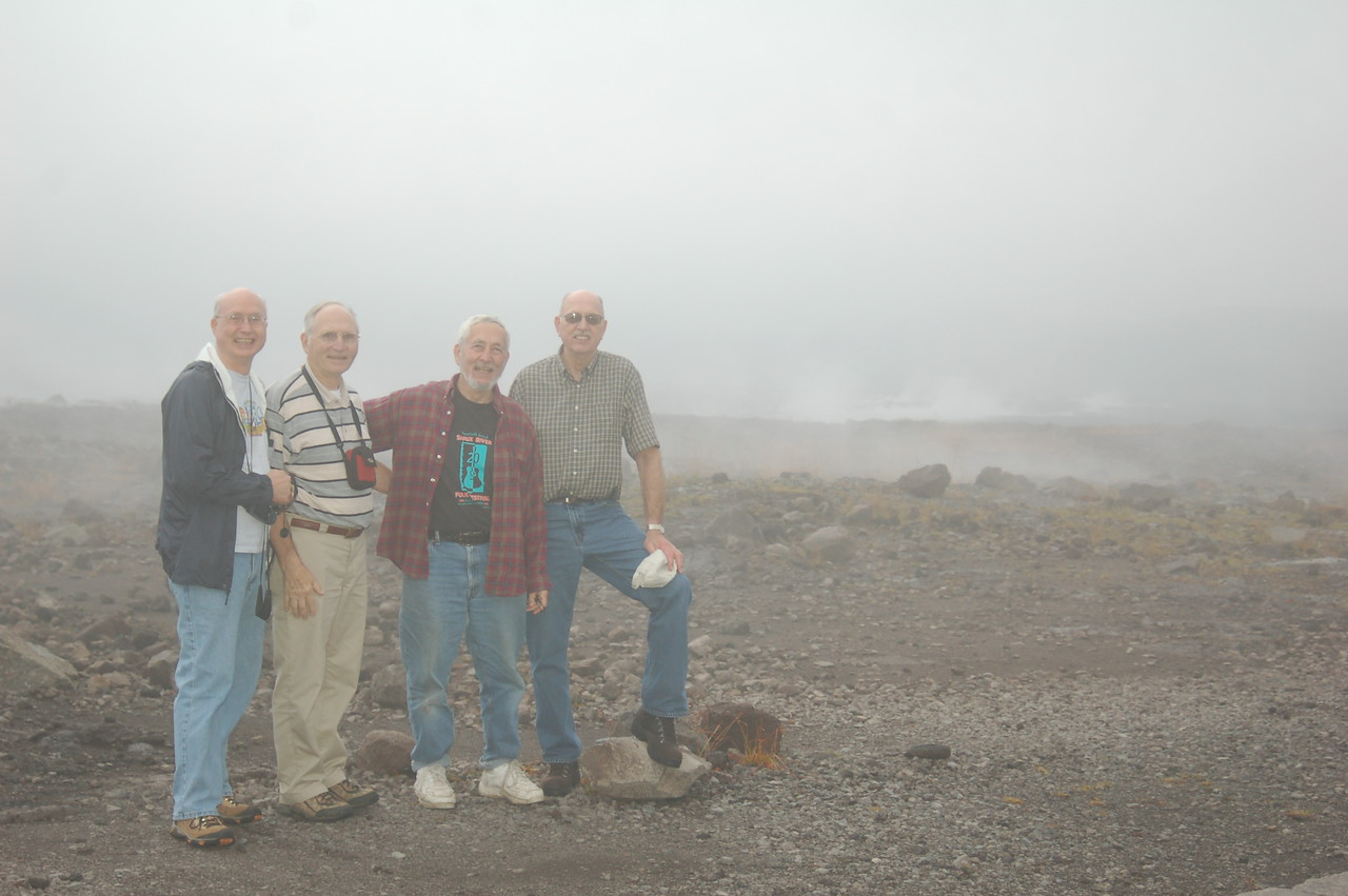 February 7, 2008<br /> Volcano National Park, HI