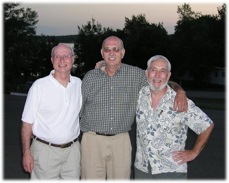July 26, 2003<br /> Lake Metigoshe, ND