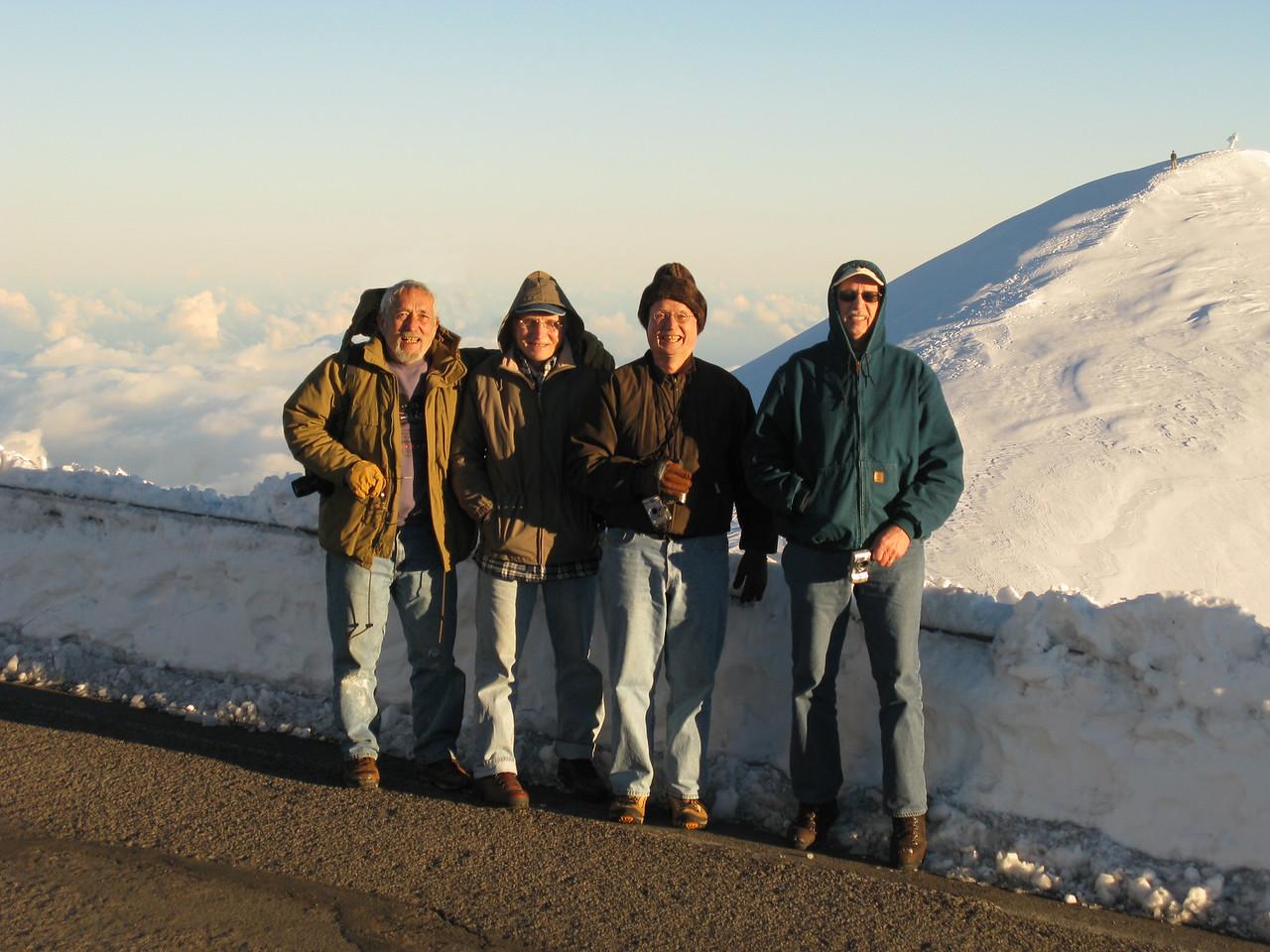 February 10, 2008<br /> Mauna Kea, HI
