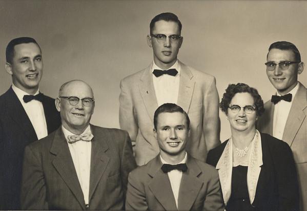 Thompson Family History