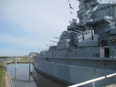 USS Alabama Memorial