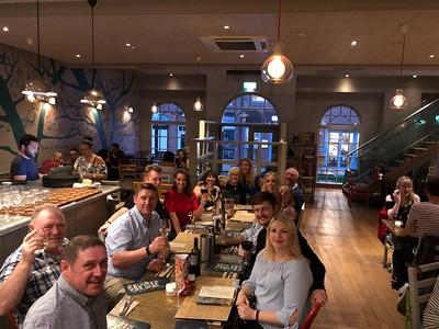 Ve's Surprise 80th Birthday Trip to York 2018