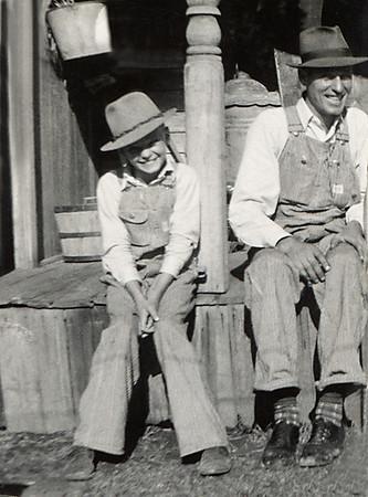 George Junior Wright and George William Wright