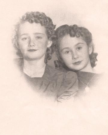 Lynn and Norma Davenport.