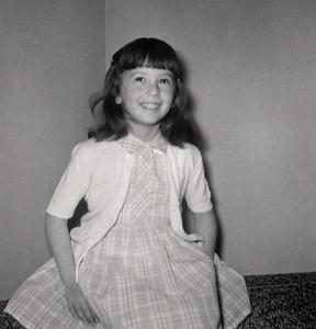 Cara Jo Wright, February, 1959.