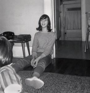 Cara Jo Wright, December, 1965