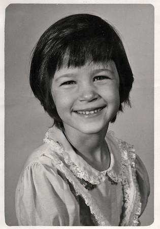 Dana Lynn Wright, age 5