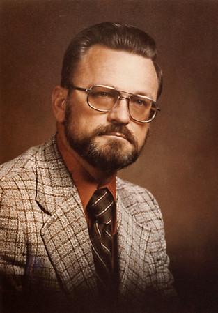 George Junior Wright with beard.