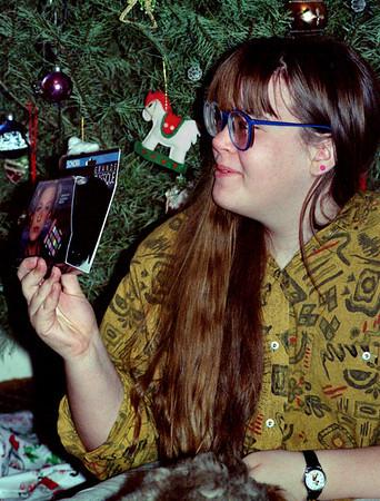 Olivia Morris. Christmas at Norma's, 1990.