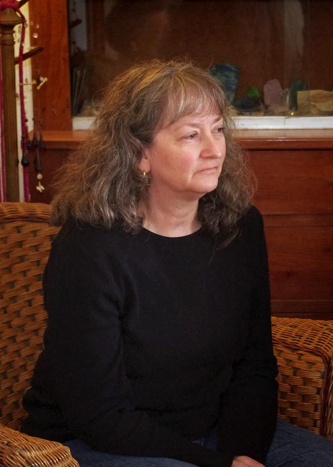 Cara, Thanksgiving at Rita's, 2012.