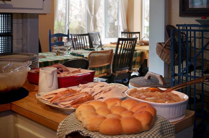 Thanksgiving at Rita's, 2012