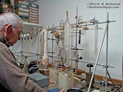 Bill Warner and His Toepler Pump