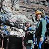 Kenny Weaver & Doris Ketner at Hill Cave