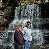 Gigi & Jon at Potter's Falls