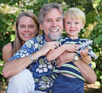 Caroline, Hall & Andrew