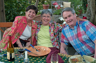 Linda, Mom & Gerald