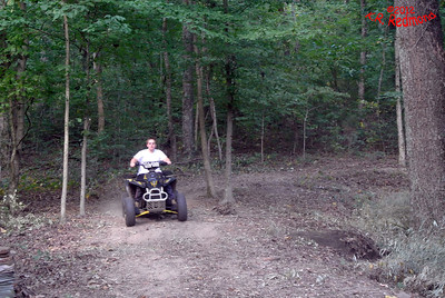 Jake Rides the Trail