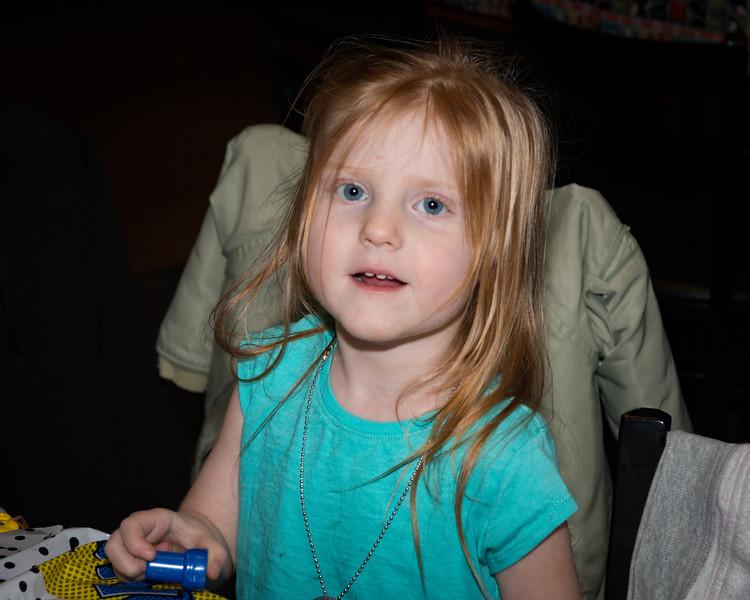 Logan's 5th Birthday Party Layla