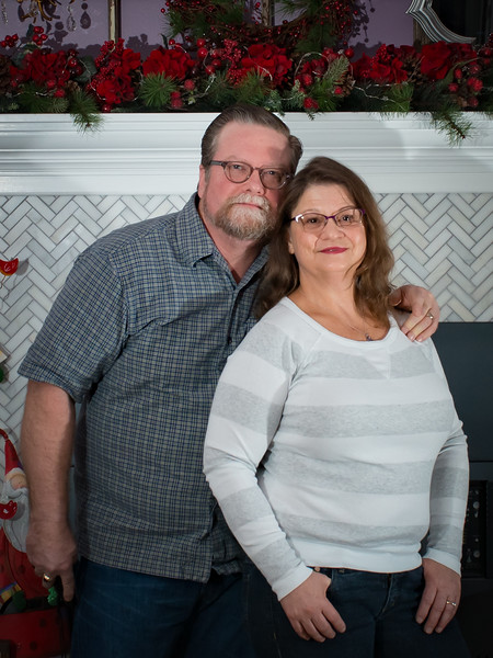 Gary and Sara