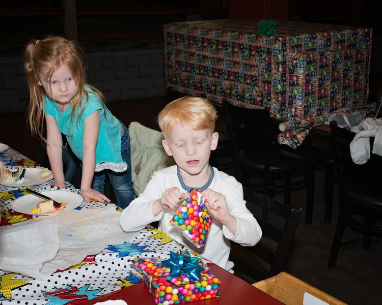 Logan's 5th Birthday Party Looks like gumballs