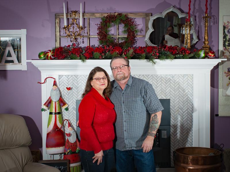 Sara and Gary