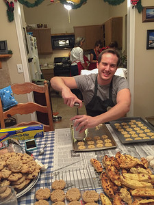 Chef Chris - Cookie Bake 2016