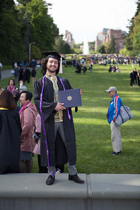David's Graduation University of Washington - Sean's photo