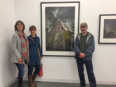 Cordon Potts Gallery to see the Beth Moon exhibit - Family Thanksgiving in San Francisco