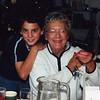 With Grandma Margaret 2001