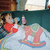 Hilary not feeling to well Dec 1988