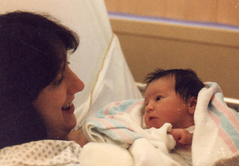 January 8, 1986 - 1 day old