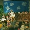 Hilary 1st grade play The Three Nanny Goats - Nov 1993