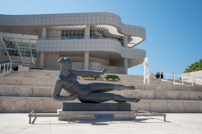 The Incredible Getty Museum with Sean and Kamille