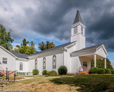 Cartledge Creek Baptist Church officially began in 1774, when Col. Thomas Dockery and a group of settlers from Maryland established a Baptist group and built Dockery's Meeting House.