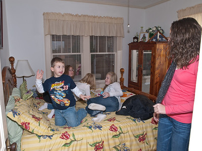 Christmas 09 at the Allens in Rockingham