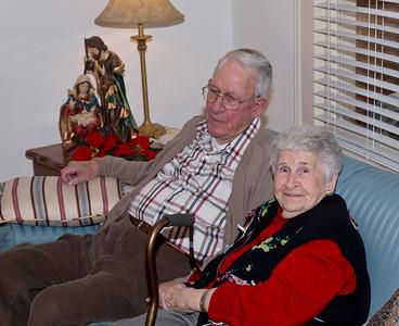 Gene Allen & Marise Covington