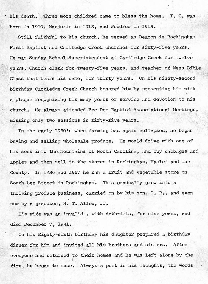 T.G. Thomas Biography - 1870 - 1967 P4