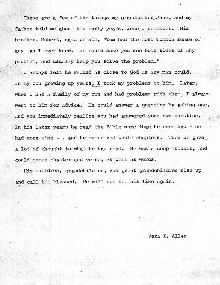 T.G. Thomas Biography - 1870 - 1967 P7