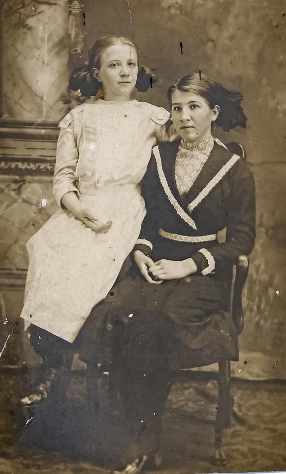 Vera & Glennie