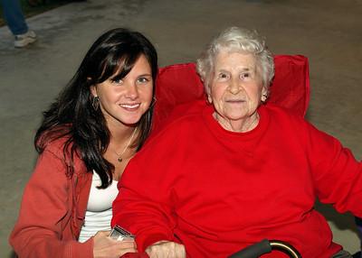 Marise Covington on her 87th Birthday!