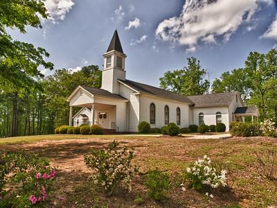 Cartledge Creek Baptist Church - Rockingham, NC - Easter 2011