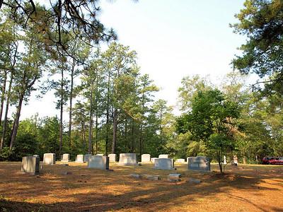 Thrower Covington family cemetary - Rockingham, NC