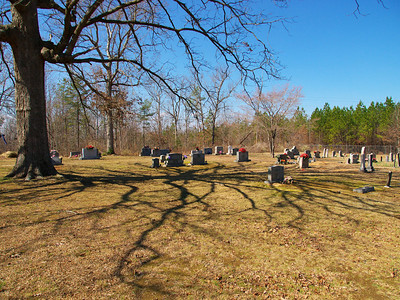 Allen Cemetary - Troy, NC