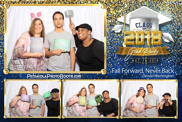 Family Graduation Party 5-26-2018