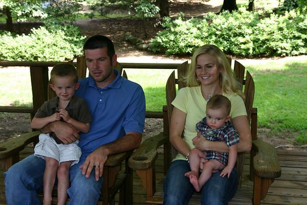 Baker Family ~ July 5, 2010