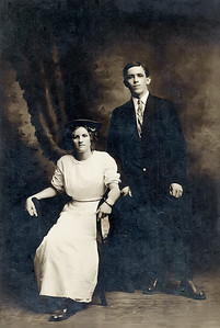 19150404_Annie Laurie Ford & James Marion Cash WedDay_edit