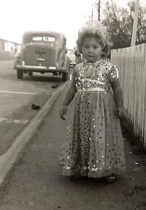 Phyllis Jayne Mirsky, ca. 1952