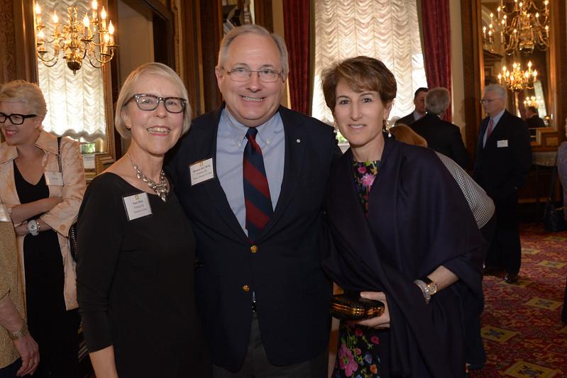 Stacie Webb, Toby Webb, and Stacy Schiff