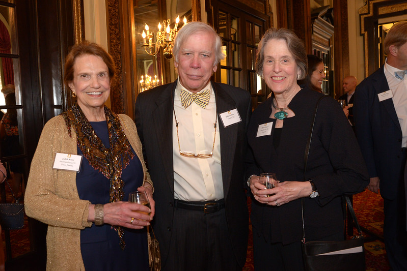 Judith Avery, John Webster, and Olivia Parker